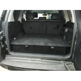 Органайзер в багажник TOYOTA Land Cruiser Prado 150 с 2018г (Экспедиция)