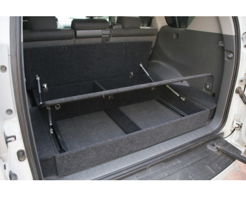Органайзер в багажник TOYOTA Land Cruiser Prado 150 до 2018г (Стандарт)