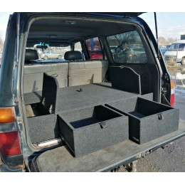 Органайзер в багажник TOYOTA Land Cruiser 80, Lexus LX450 (Экспедиция)