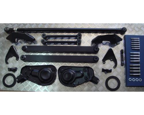 Лифт-комплект 40мм для Chevrolet Niva и Lada 4х4 (F-DESIGN)