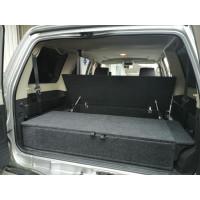 Органайзер в багажник NISSAN Patrol Y61 2004-2010 (Стандарт+)
