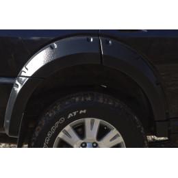 Расширители колёсных арок (фендеры) GREAT WALL Hover H2 2005-2010 (вынос 50 мм)