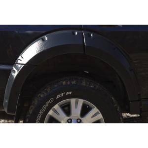 Расширители колёсных арок (фендеры) GREAT WALL Hover H2 2005-2010 (вынос 50 мм) - комплект 4шт