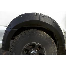 Расширители колёсных арок (фендеры) GREAT WALL Hover H3 2010-2013 (вынос 50 мм)