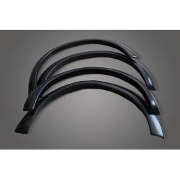 Расширители колёсных арок (фендеры) MITSUBISHI L200 2007-2015 (вынос 40 мм)