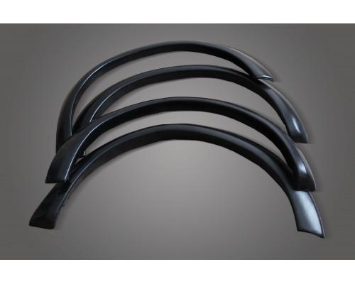 Расширители колёсных арок (фендеры) MITSUBISHI L200 2007-2010 (вынос 40 мм) - комплект 4шт