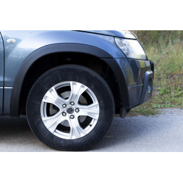 Расширители колёсных арок (фендеры) SUZUKI Grand Vitara 2005-2012 (вынос 25 мм)