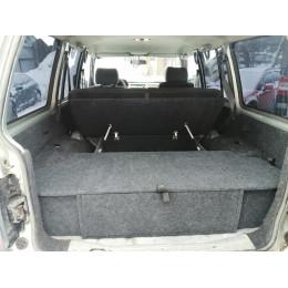 Органайзер в багажник MITSUBISHI Pajero 2 (5-дверный) Стандарт+